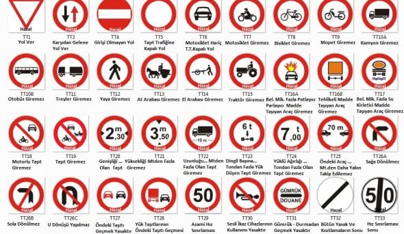 İzinsiz Trafik İşareti Değiştirme Cezası