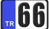 66 Plaka Kodu Nerenin?
