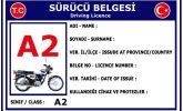 A2 Sınıfı Ehliyet