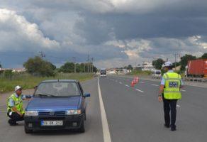 Trafikten Men Cezası